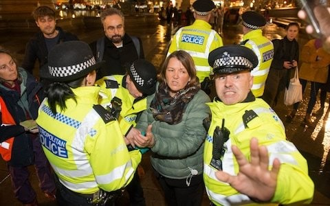 When it comes to Extinction Rebellion, Sadiq Khan should support the police, and ordinary Londoners