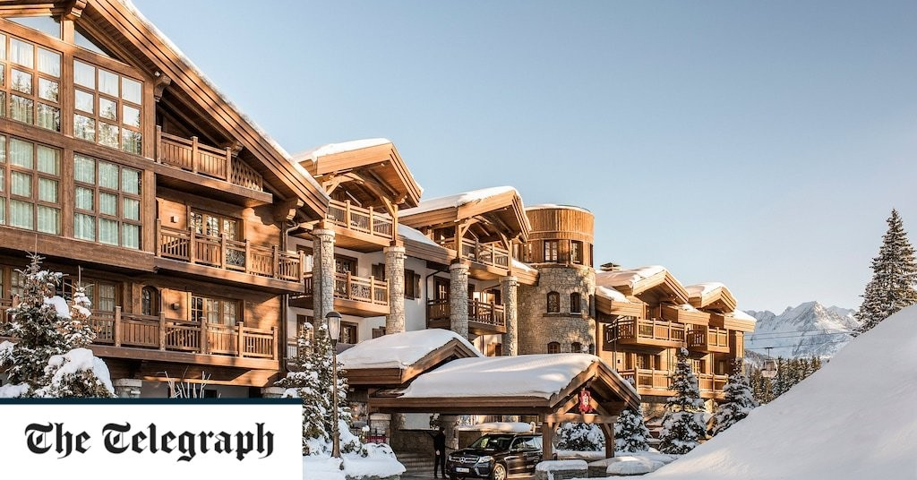The best accommodation in Courchevel, including luxury chalets and family-friendly rooms