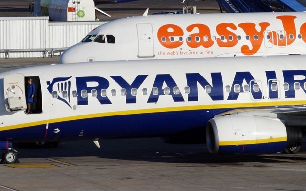 Budget carriers dominate in battle for British skies