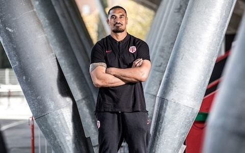 Jerome Kaino thriving as a mentor at Toulouse - 'Jerry Collins would give me a slap, but I have a softer approach'