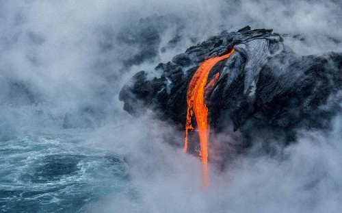 Global wave of underwater volcanoes helped kill off dinosaurs - new study