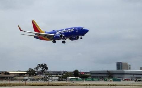 Boeing 737 Max 8 makes emergency landing in Orlando