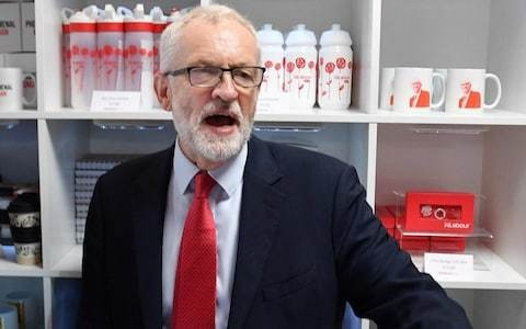 Tuesday morning news briefing: Jeremy Corbyn accused of Brexit 'stitch-up'