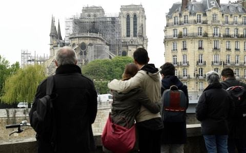 Collective grieving after events like Notre Dame connects us to humanity