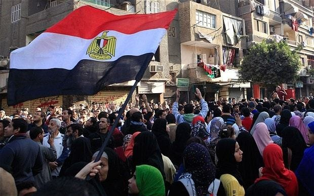 Egypt authorities accuse Muslim Brotherhood of forming military wing