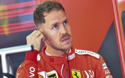 Sebastian Vettel's future uncertain after refusal to commit to F1