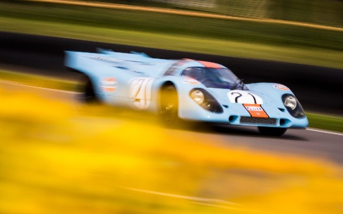 Goodwood 77th Members' Meeting in pictures