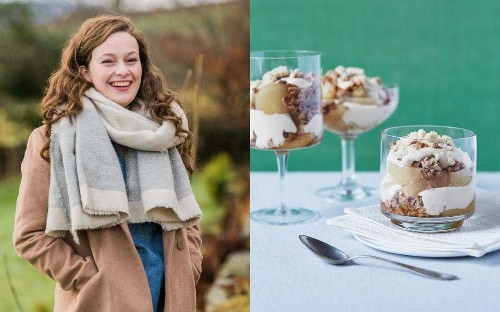 Flora Shedden: simple twists on cranachan and shortbread for Burns Night
