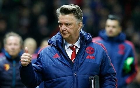 Injury-hit Manchester United are better than at this point last season, claims Louis van Gaal