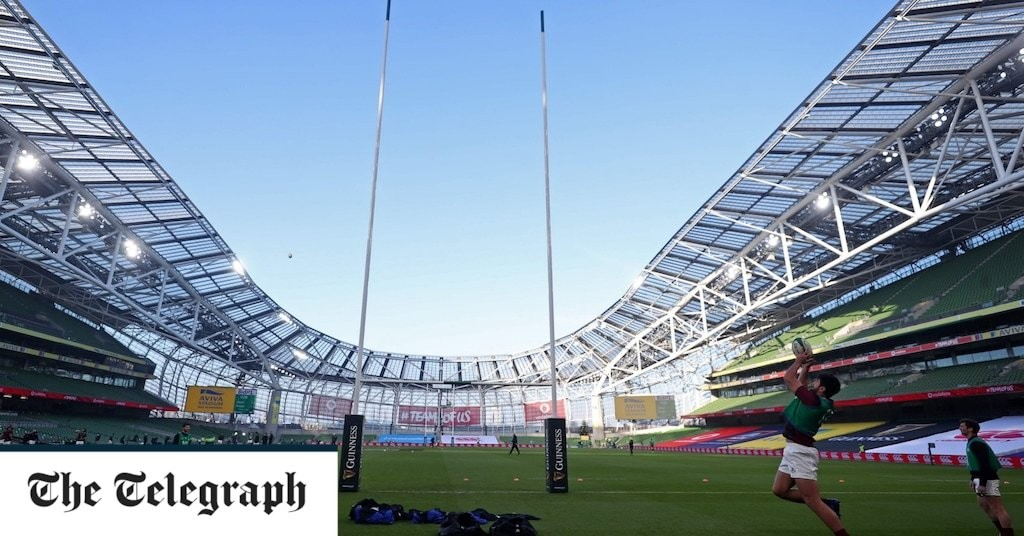 Ireland v Georgia, Autumn Nations Cup 2020: live score and latest updates from Dublin