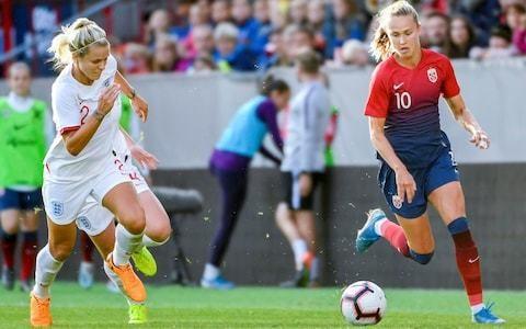 Caroline Graham Hansen strikes late to expose England's familiar failings