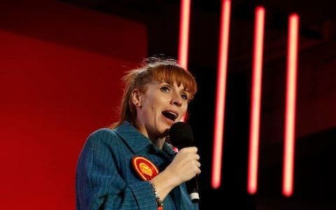 Crows circling for Labour leadership as Angela Rayner refuses to rule herself out if Jeremy Corbyn steps down