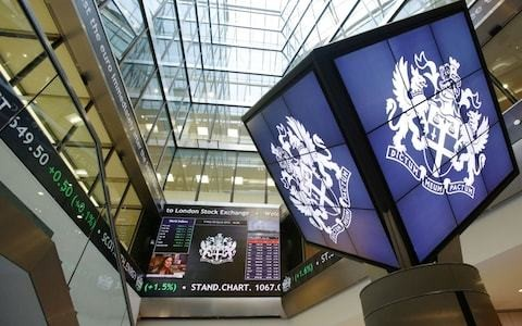 Spate of FTSE profit warnings fuels earning squeeze fears