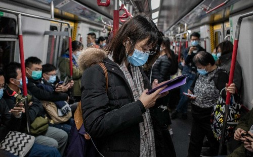 How to avoid public transport hotspots that could spread coronavirus