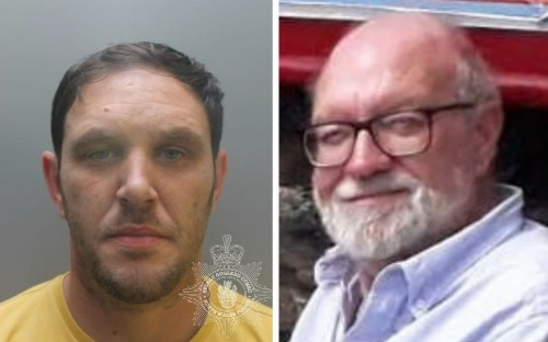 Retired lecturer killed by crossbow may have been 'executed' after angering criminals, say detectives