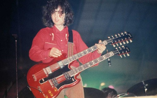 'Repression is the only sin': the debauched life of Led Zeppelin's Jimmy Page