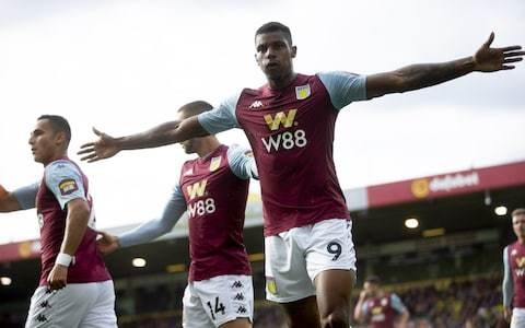 Superb Aston Villa record first away Premier League win since 2015 with victory over injury-ravaged Norwich City