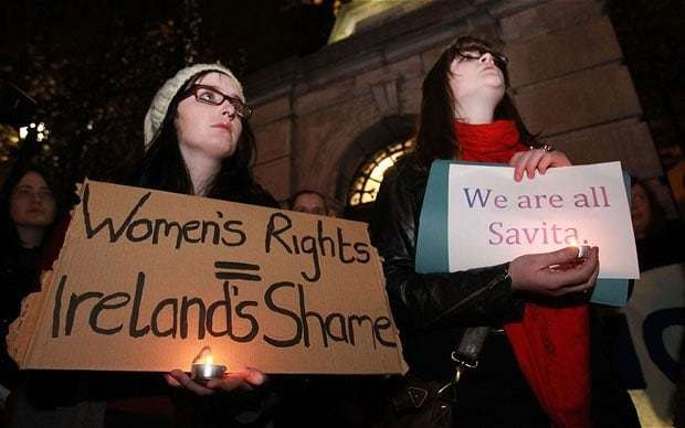 Ireland's abortion problem: new report lays bare the horrifying truth