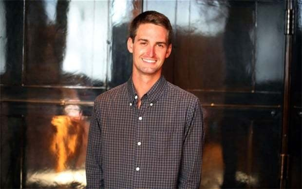 Snapchat's Evan Spiegel: 'Deleting should be the default'