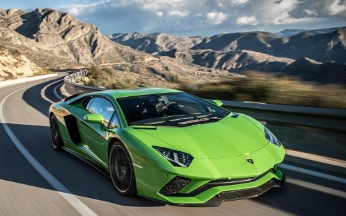 2017 Lamborghini Aventador S review – 'as terrifying as a minotaur with a migraine'