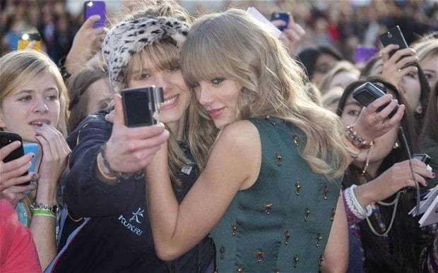Taylor Swift's five depressing truths about the music industry