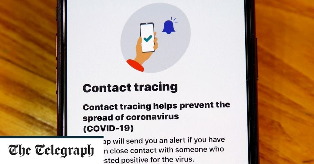 Covid app 'causing confusion over whether children can go to school if parents told to isolate'
