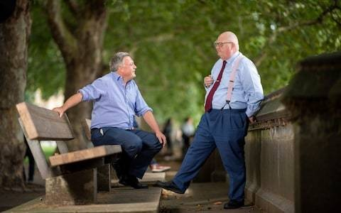 Pickles and Balls - Britain's most unlikely political bromance