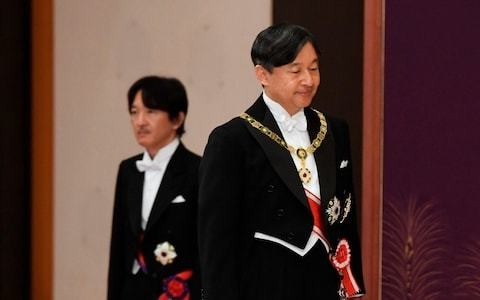 British documents reignite rumours of rift between Japan's new emperor and his brother