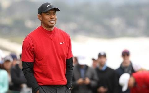 Tiger Woods criticised for lack of preparation as Tigermania builds ahead of The Open