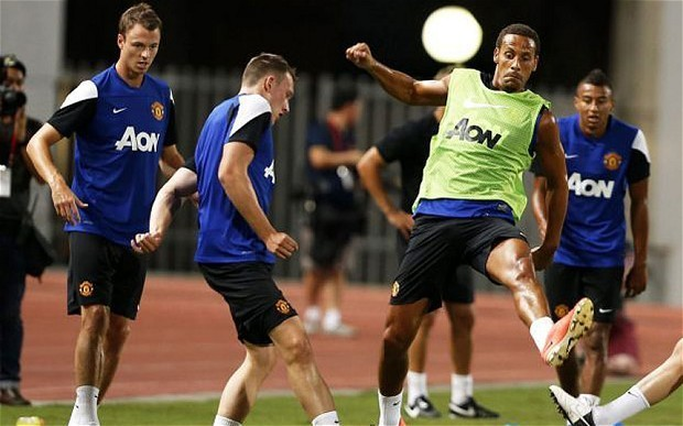 Rio Ferdinand says Manchester United training is tougher under David Moyes