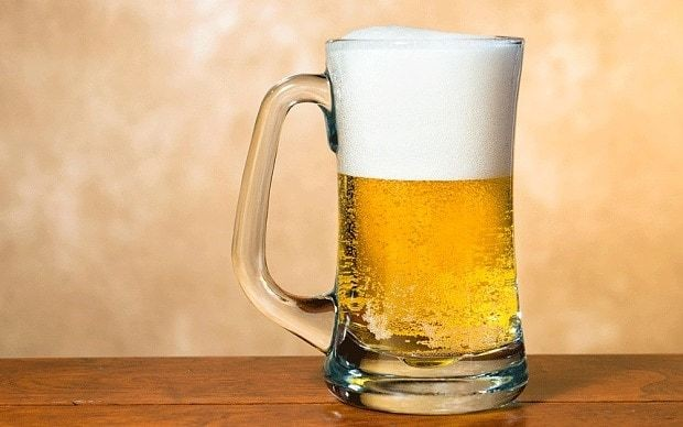 Could magnets could be the answer to foamy beer?