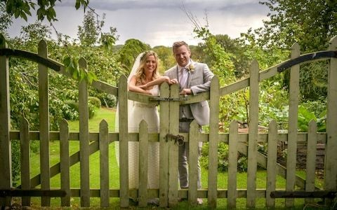 How to put on a wedding in your garden - by mother-of-the-groom Bunny Guinness