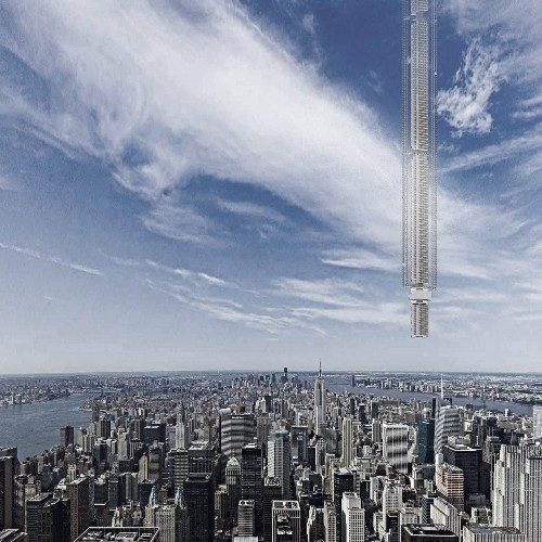 28 incredible skyscrapers of the future