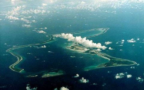Britain should give 'colonised' Chagos Islands back to Mauritius, UN court says