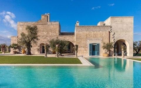 Masseria Pettolecchia La Residenza Puglia villa review