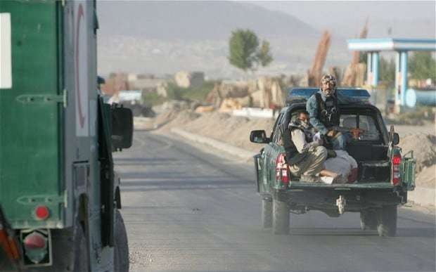 Seven killed in Taliban attack on Polish base in Afghanistan