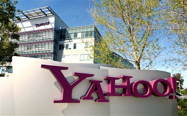 Yahoo joins Google in effort to protect users' emails from prying eyes