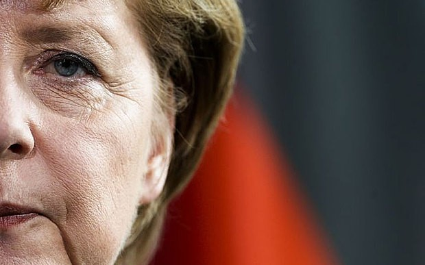 Eurozone on cusp of triple-dip recession as German exports crumble