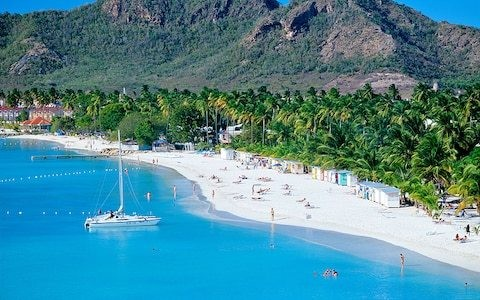 Antigua: how the Caribbean is meant to be