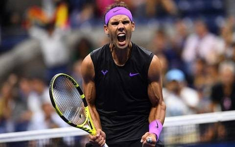 Rafael Nadal's astonishing resilience suggests he may not just emulate his great rival Roger Federer, but usurp him