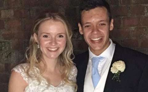 Family pay tribute to British couple killed after buggy plunged into Santorini ravine