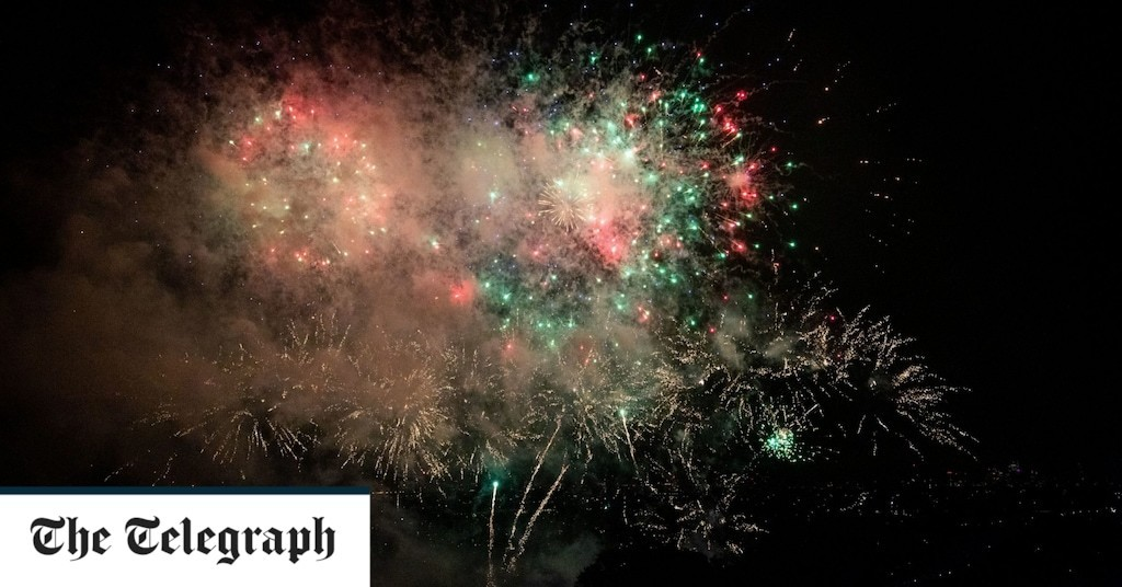 Fireworks sales soar as Bonfire Night is cancelled