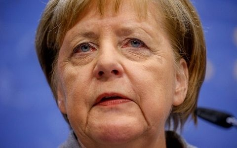Brexit is a 'wake-up call' for the EU, says Angela Merkel