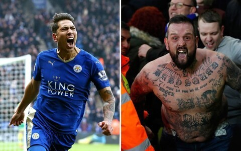Leicester City fans are causing earthquakes with their celebrations, according to new research