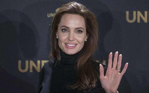 People: Angelina Jolie 'set to become a peer'