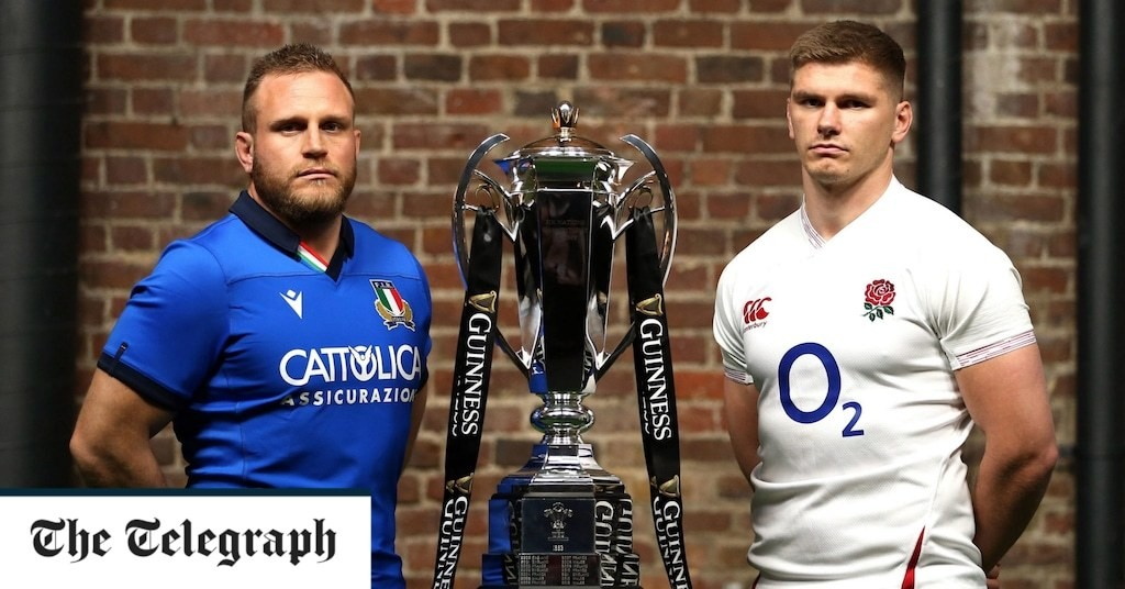 Italy v England, Six Nations 2020: What time is kick-off , what TV channel is it on and what is our prediction?