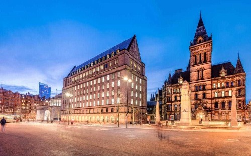 Chinese investment into Manchester property powers up