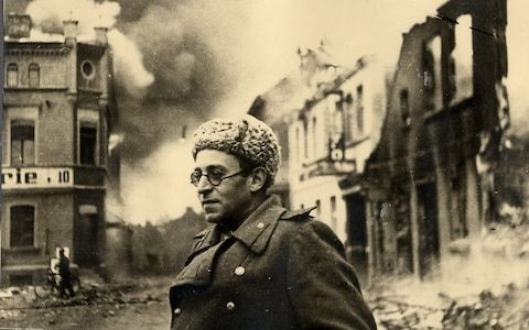 Stalingrad by Vasily Grossman review: a War and Peace for the 20th century
