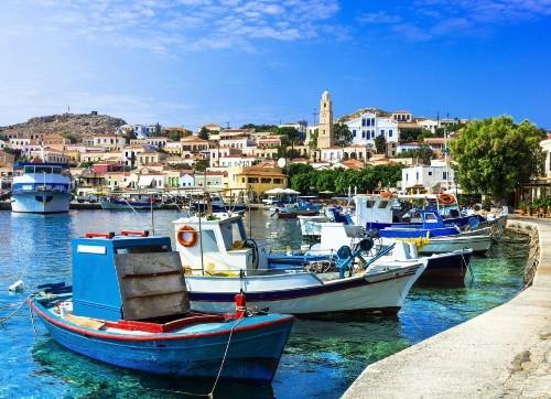 Exploring the heavenly Greek island of Halki