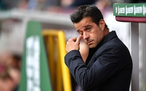 Marco Silva sacked by Everton with club targeting Vitor Pereira as replacement